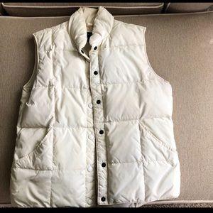 Land's End puffer vest